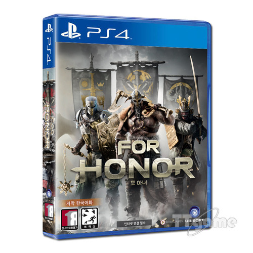 PS4 포아너 (한글판) / For Honor