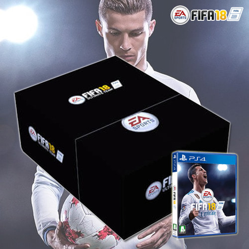 PS4 FIFA18 - 팬박스 에디션 / 피파18