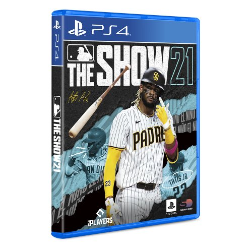 PS4 MLB the show 21 / 4월 19일 발송예정