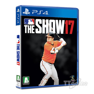 PS4 MLB The Show 17 (영문판)