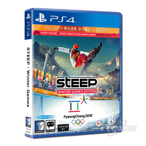 PS4 스팁 STEEP Winter Games (한글판)