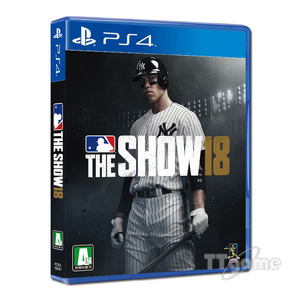 PS4 MLB The Show 18 (영문판)