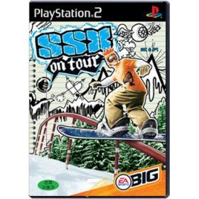 PS2 SSX 온 투어